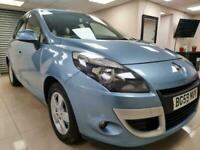 Renault Scenic 1.5dCi TomTom Edition Blue Bluetooth DIESEL WARRANTY 12 MONTH MOT