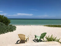 AFFORDABLE OCEANFRONT IN YUCATAN RIVIERA