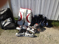 Large Youth Goalie Equipment