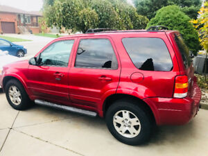 2006 Ford Escape limited reduced price must sell
