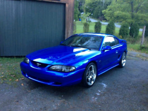 Ford mustang gt 4.6l