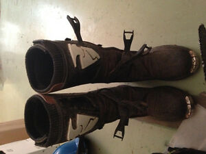 Thor dirt bike boots for sale