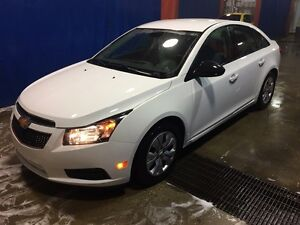 Cheapest 2013 Chevrolet Cruze in mint condition with very low km