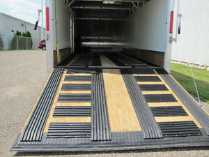 SNOWMOBILE TRAILER SKI GUIDES - 40 FOOT PACKAGE - $139.95 TAX IN