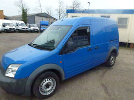 Ford Transit Connect 1.8TDCi ( 90ps ) Euro IV T230 LWb 2008 no vat