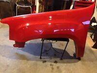 Driver side Fender for GMC sierra