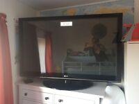 "50"" lg plasma tv"