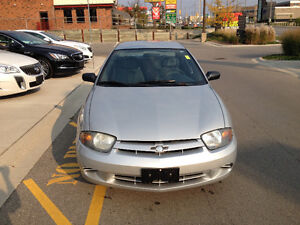 """""""LOW KMS LITTLE TO SAFETY!"""" 2004 Chevrolet Cavalier Sedan London Ontario image 2"""
