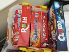 Bundle board games