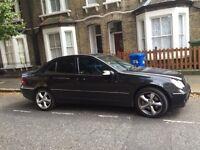 Mercedes C Class 180 Kompressor Automatic Car for sale tinted windows