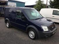 Ford Transit Connect crew van 6 seater 1.8 td T220 2010 60 Reg 1 owner from new