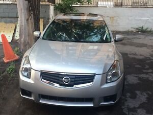 Nissan maxima 2008 for trade
