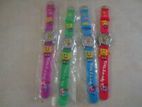 SpongeBob NEW Watches $5 EACH or all for $15