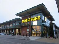 Morrison's Running Hand Car Wash Valeting Business For Sale - Supermarket Location - Busy Car Park