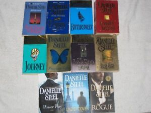 DANIELLE STEEL - GREAT SELECTION - CHECK IT OUT **SPECIAL SALE**