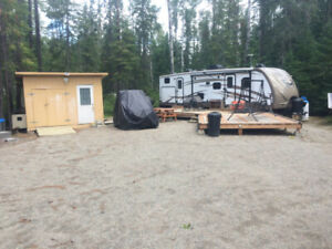 2014 32ft CrossRoads Cruiser Aire 32BH at Big Water Camp Ground