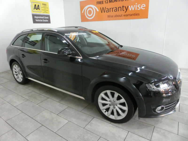 2010 Audi A4 allroad 2.0TDI (170bhp) Quattro ***BUY FOR ONLY £50 A WEEK***