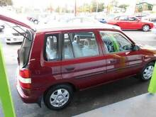 1999 Mazda 121 Hatchback with RWC, tow bar, low Kms, roof racks Belconnen Belconnen Area Preview
