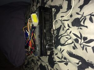 jvc deck with wiring kit