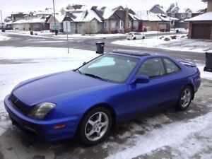 2001 Honda Prelude SE, RUNNING PARTS CAR, PLEASE READ CAREFULLY