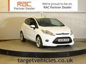 2009 FORD FIESTA 1.6 TDCI ZETEC S ~3 MONTHS RAC WARRANTY~FINANCE AVAILABLE~