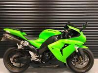 Kawasaki ZX10R *Akrapovic Exhausts*