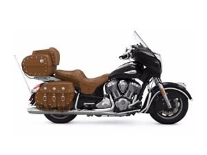 2017 Indian Roadmaster Classic Thunder Black