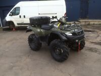 Suzuki King quad 750 AXI not grizzly can am Polaris Honda kvf