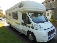 Auto Trail Chieftain SE 6 berth rear garage rear fixed bed Motorhome for sale