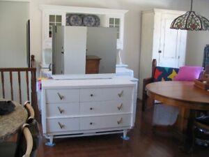 Elegant Dresser And Mirror 6 X3 X2 Dressers Wardrobes