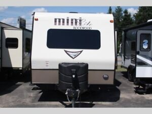 2018 Forest River RV Rockwood Mini Lite 2502KS