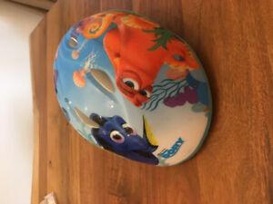 Toddler bike helmet Finding Dori