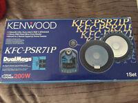 Kenwood Car Speakers KFC PSR 71P
