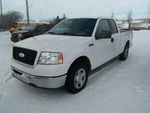 2006 Ford F-150  XLT supercab 2wd Pickup Truck