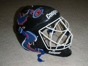 Hockey Goalie Mask / Casque