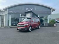 VW T6.1 2021 Transporter Highline Campervan DSG AUTO   LED Headlights   2k miles