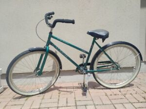 Classically Styled Raleigh Tourist