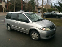 2003 Mazda MPV Minivan, Van