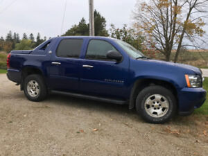 2013 Chevy Avalanche for Sale