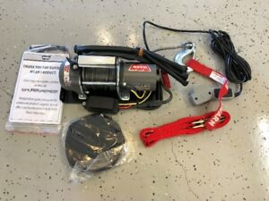 Warn SnoWinch - 12 Volt for Snowmobiles
