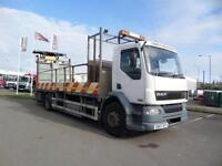 2007 (07) DAF TRUCKS FA LF55.220 DROPSIDE MOTORWAY CRASH CUSHION