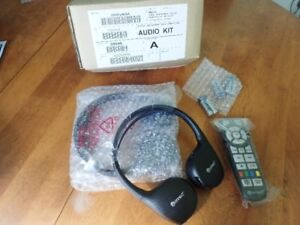 Audio kit headsets with remote # 05091246AA