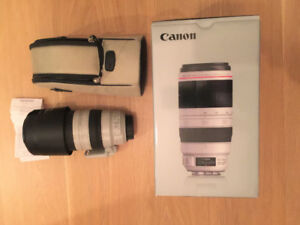 Brand New - Canon EF 100-400mm f/4.5-5.6L IS II USM Lens