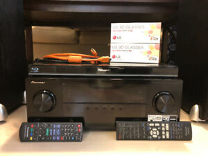 Home theatre system! Everything you need and more!