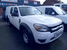 Ford Ranger 2.5TDCi 4x4 ( a/c ) XL Double cab Pickup