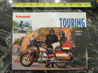 KAWASAKI 2002 TOURING SERIES FULL LINE BROCHURE
