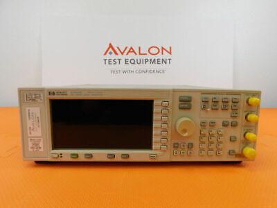 Hewlett Packard E4421b Signal Generator 250 Khz - 3 Ghz
