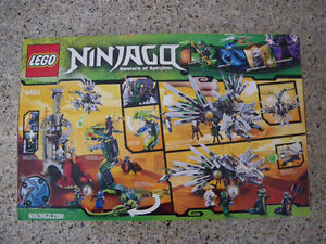 Lego 9450 Ninjago Epic Dragon Battle Sarnia Sarnia Area image 2