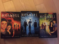 Roswell - Complete Series - Seasons / Saisons 1-3 - DVD