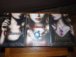 Kelly Armstrong books the Summoning series